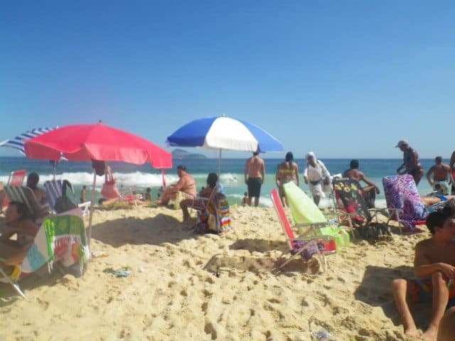 Brazil Beach People