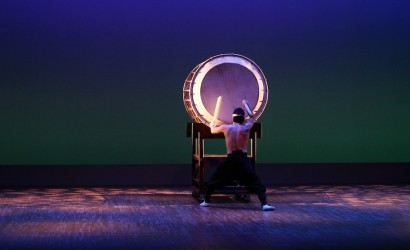 Photo Essay: Taiko Drumming Performance