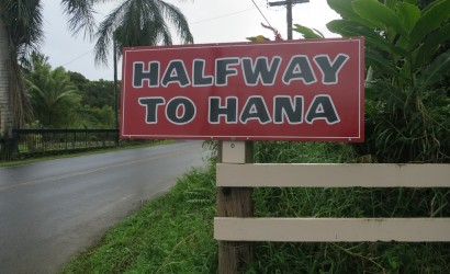 Haleakala Day 1: Hitching To Hana & Beyond